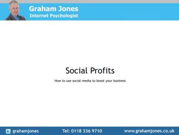 Social Profits Slides
