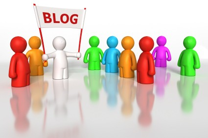 You must promote your blog to make people think you have loads of readers
