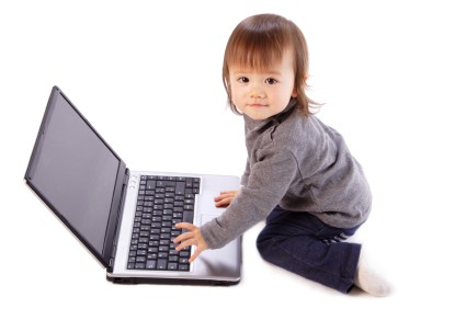 If your website is to truly encourage participation it needs to be child's play
