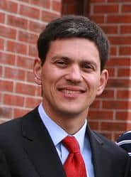 David Miliband merely needs to say