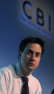Labour Leader Ed Miliband - does he understand business?
