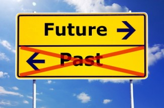 Forget the past, think of the future could spell sales disaster