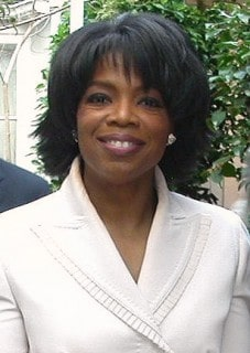 Oprah Winfrey - the new ambassador for Australia