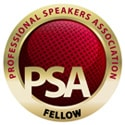 Graham Jones is a Fellow of the Professional Speakers Association