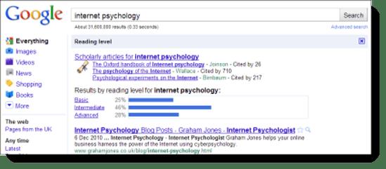 Google now checks website readability