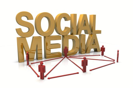 Engaging in social media could boost your income