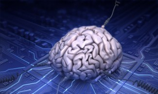 Who needs technology when you have a human brain?