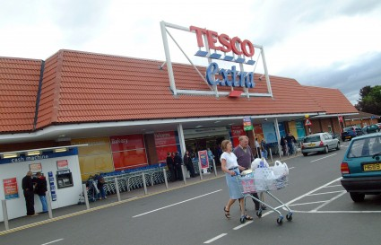 Tesco has wide appeal - does your blog?