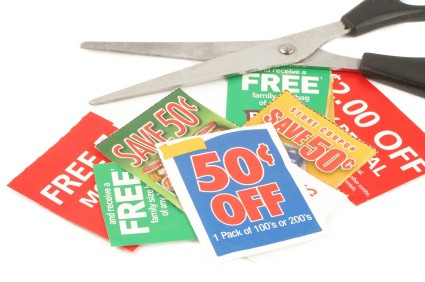 Your online customers are really only interested in vouchers and special offers
