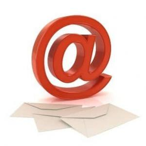 Email makes you popular