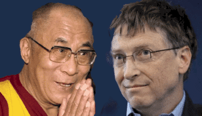 Will the Dalai Lama and Bill Gates encourage you to join Twitter?