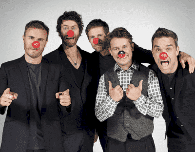 Red Nose Day for Comic Relief
