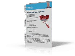 Complete Blogging System
