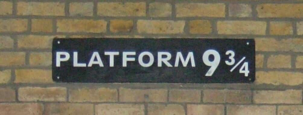 Harry Potter's Platform