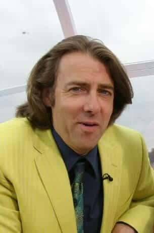 Jonathan Ross has personality