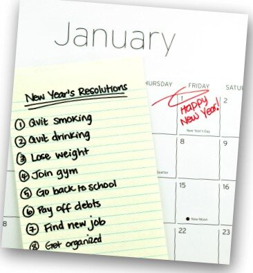 This New Year your online resolutions should be tiny