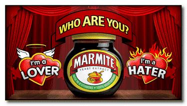 Marmite Website