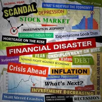 Facing financial fear