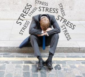 Stress affects online business