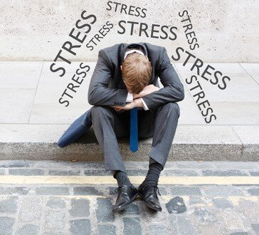 Stress affects online business