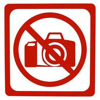 No photography at London 2012 Olympics