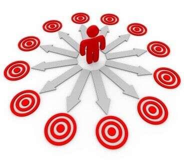 Multiple Targets mean Multiple Websites