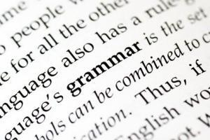 Imperfect grammar could help your sell more
