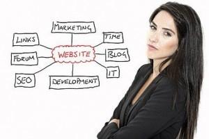 Women should run your website