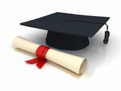 Picture of academic success