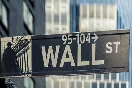 Wall St New York