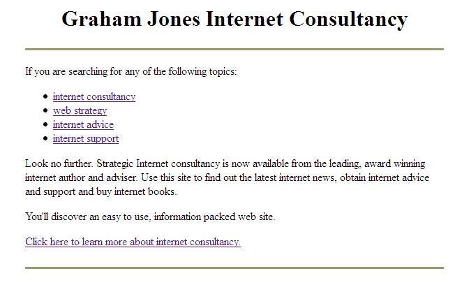 gjoldwebsite