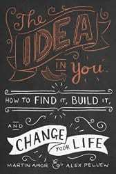 Book Cover - The Idea in You