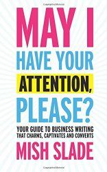 Book Cover - May I Have Your Attention