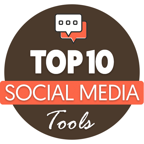 Top 10 Social Media Tools – Infographic