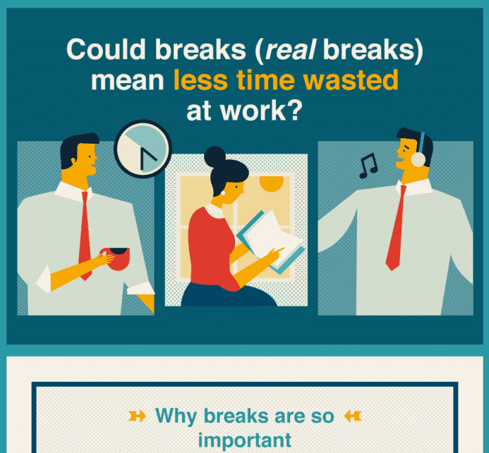 Why you need to take a break from your work