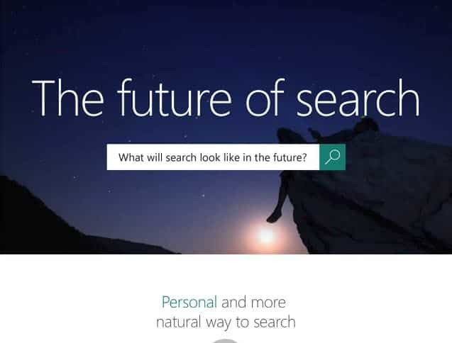 Search infographic
