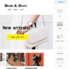 Online store screenshot