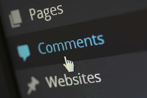 Here's why you don't get comments on your website