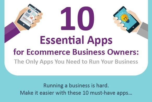10 Essential apps for e-commerce
