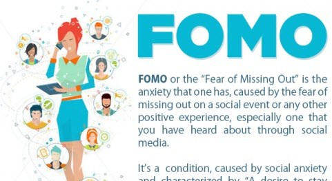 The impact of FOMO – the fear of missing out