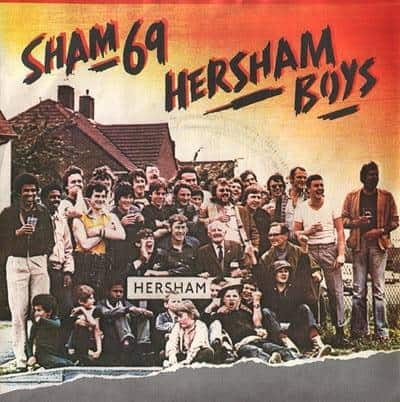 Hersham Boys cover