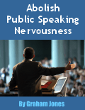 Abolish Public Speaking Nervousness book cover