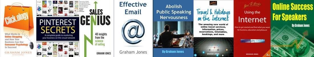 Books By Graham Jones