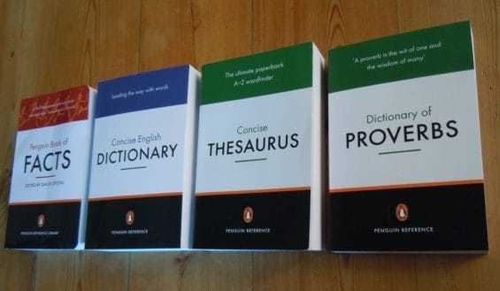 Series of dictionaries
