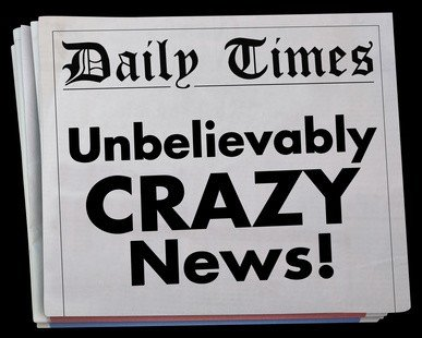 Title - news headline example