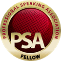Fellow of he Professional Speaking Association