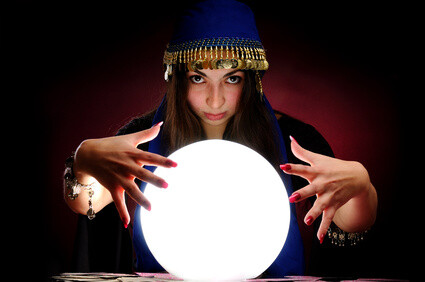 Predicting your future with a crystal ball