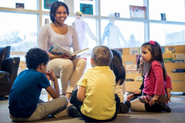 storytime for children