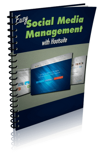 Book Cover of Easy Social Media Management