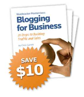 Blogging for Business by Chris Garrett